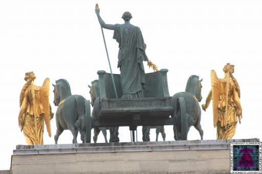 Arc De Triomphe De Carrousel