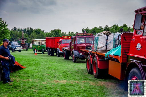 Pickering-Traction-Engine-Rally-2014-Vans-and-Trucks-14