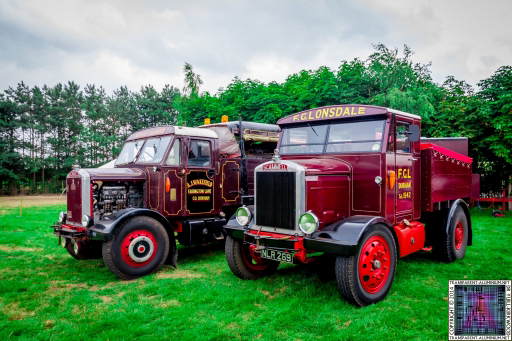 Pickering-Traction-Engine-Rally-2014-Vans-and-Trucks-3