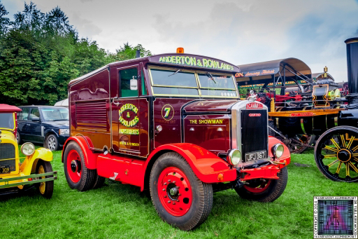 Pickering-Traction-Engine-Rally-2014-Vans-and-Trucks-8