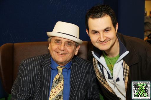 Padawan with Sylvester McCoy