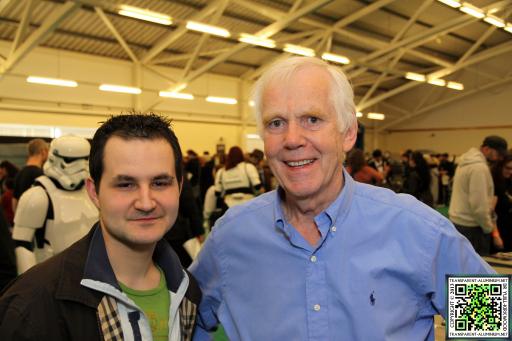 Padawan with Jeremy Bulloch