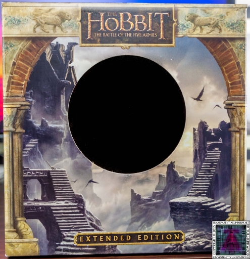 The Hobbit Blu-ray Box Art (1)