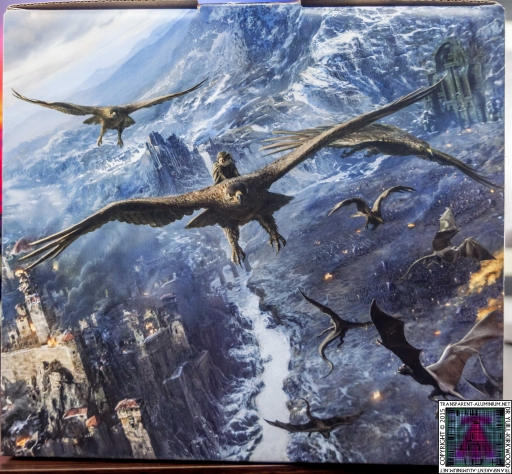The Hobbit Blu-ray Box Art (2)
