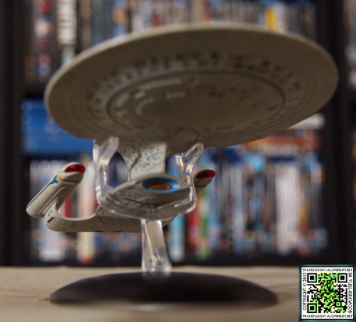Star Trek Starship Collection Magazine Enterprise D 02