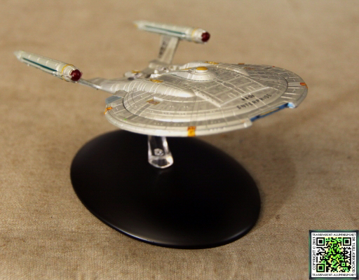 Star Trek Starship Collection Magazine Enterprise NX 01