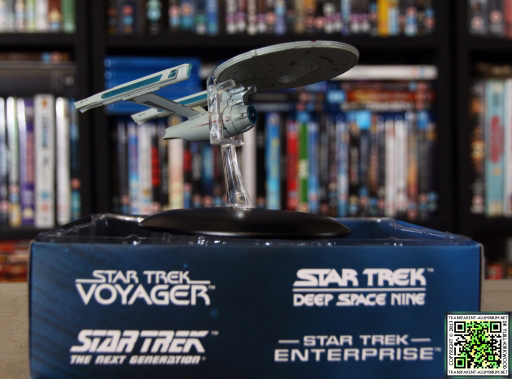 Star Trek Starship Collection Magazine Enterprise Refit