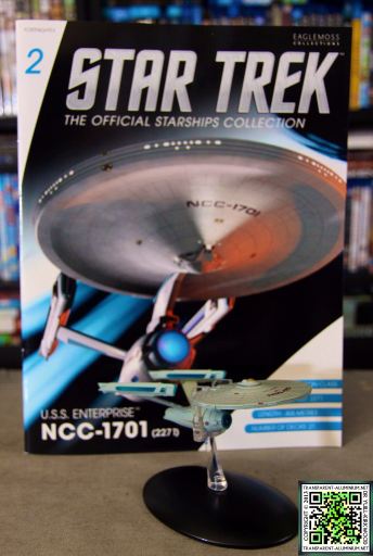Star Trek Starship Collection Magazine Issue 02
