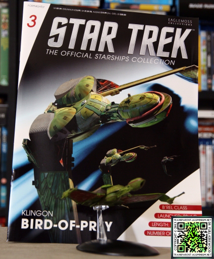 Star Trek Starship Collection Magazine Issue 03