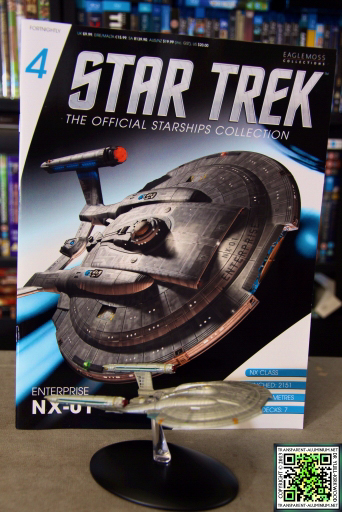 Star Trek Starship Collection Magazine Issue 04