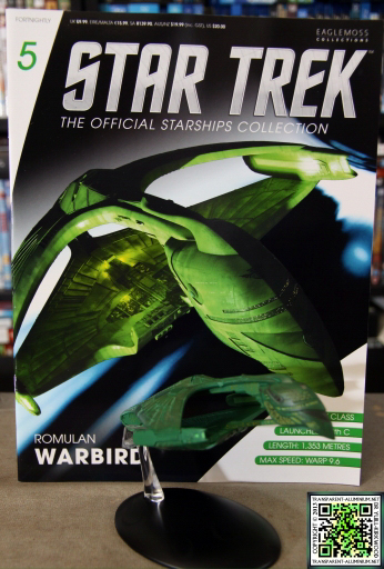 Star Trek Starship Collection Magazine Issue 05