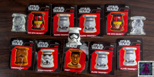 Star Wars Mystery Blind Bags Cards (1)