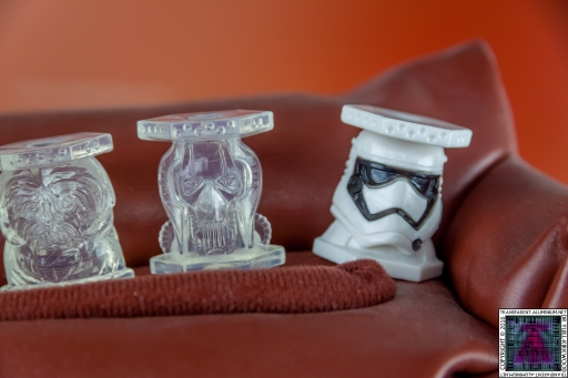 Star Wars Mystery Blind Bags Head Dice (2)