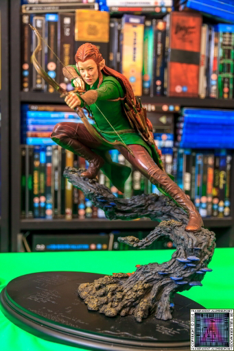 The Hobbit The Desolation of Smaug Tauriel statue Limited Edition from Weta