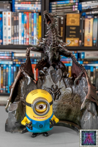 The Elder Scrolls V Skyrim Collectors Edition Minion 1