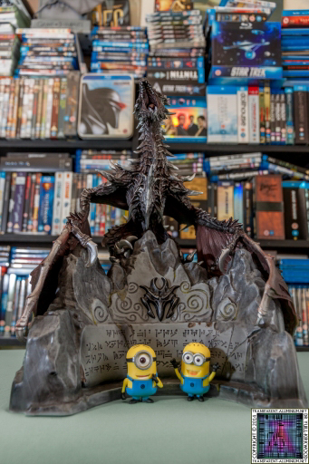 The Elder Scrolls V Skyrim Collectors Edition Minion 3