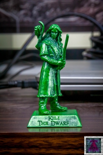 The Hobbit Blind Bags Kili The Dwarf (2)