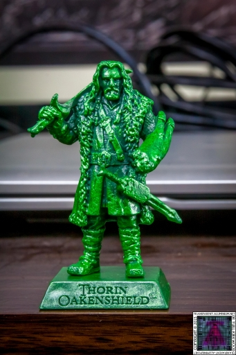 The Hobbit Blind Bags Thorin Oakenshield (3)