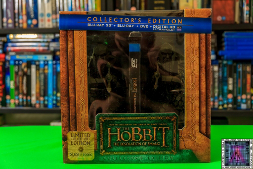 The Hobbit The Desolation of Smaug Limited Edition