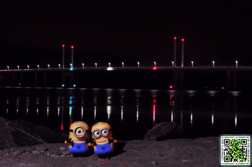 the-minions-at-kessock-bridge-inverness-3