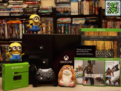 The Minions and the Xbox One