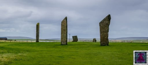 The Standing Stones Of Stenness (1)