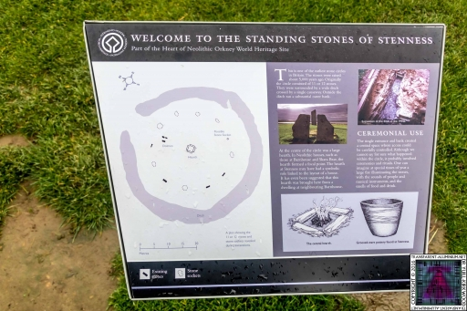 The Standing Stones Of Stenness (4)