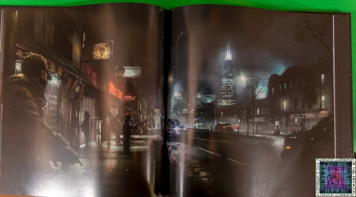 Watch Dogs Dedsec Edition Art Book