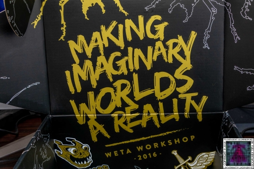 Weta Collection Edition One Box Art