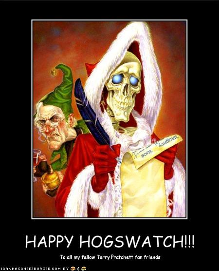 Happy Hogswatch