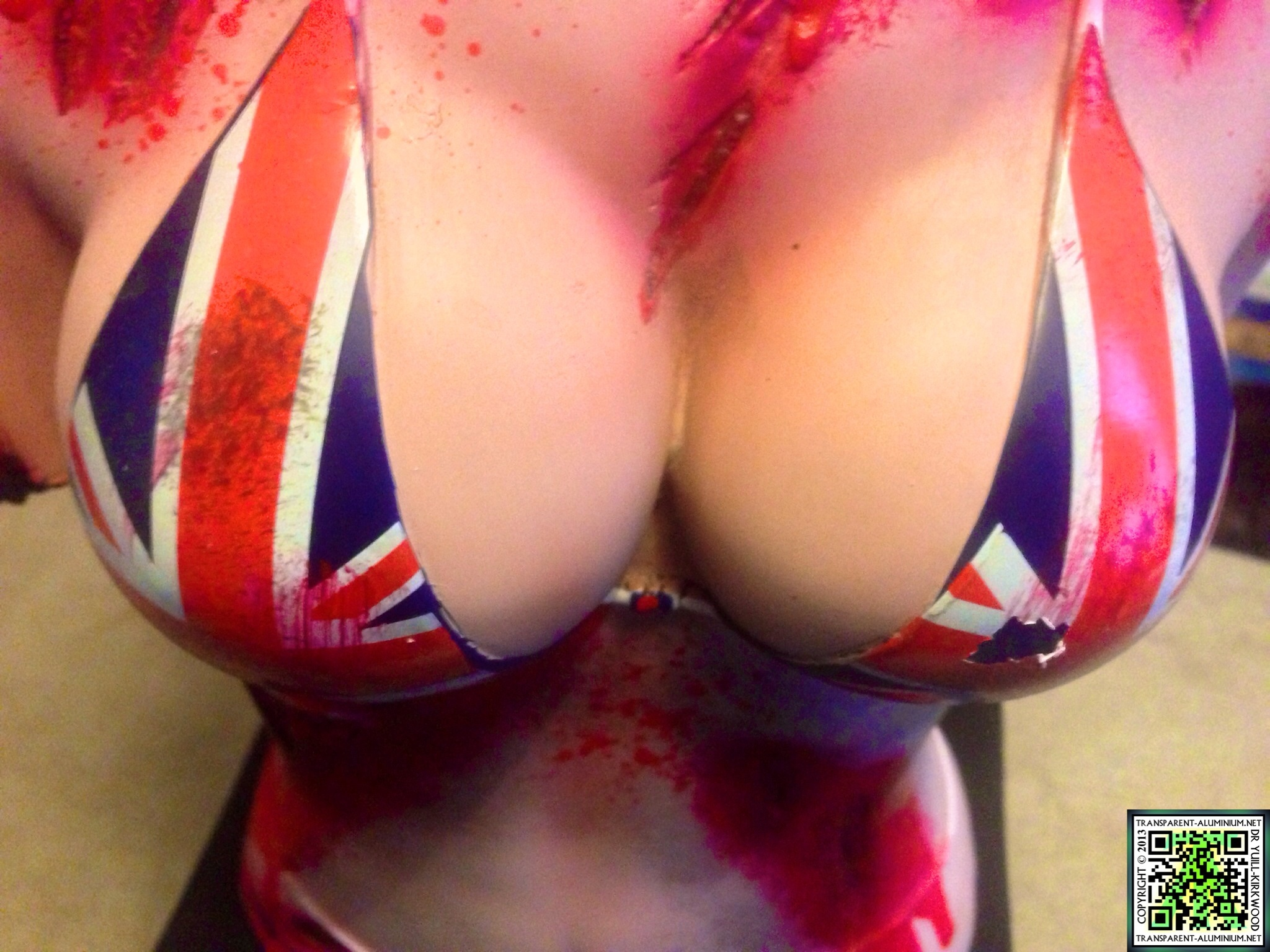 Dead Island Riptide Zombie Bait edition BOOBS