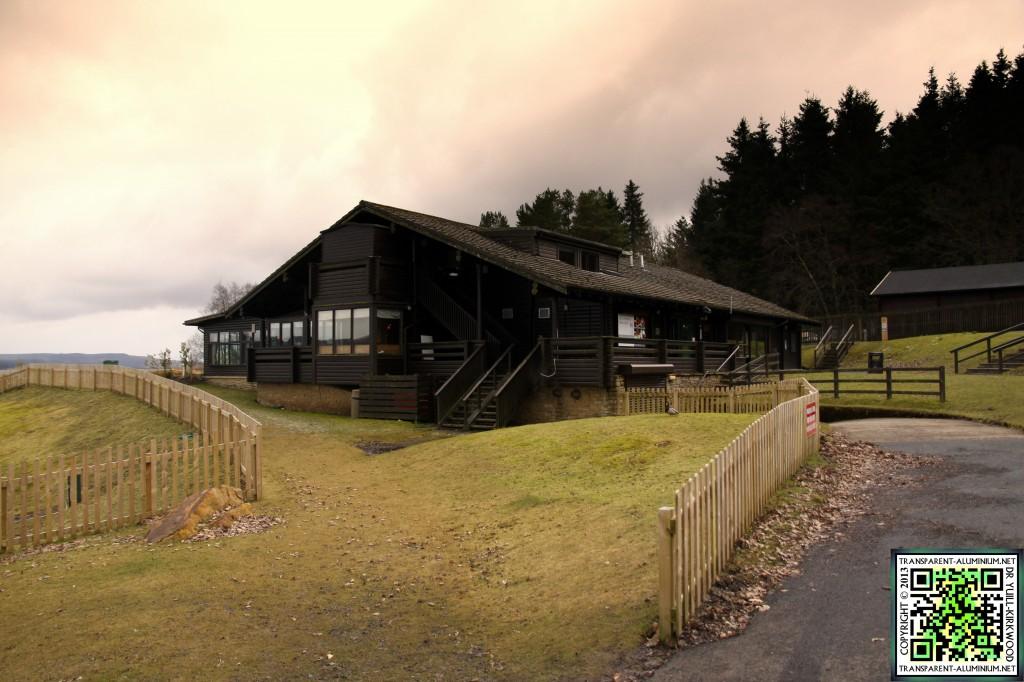 Kielder Lodge