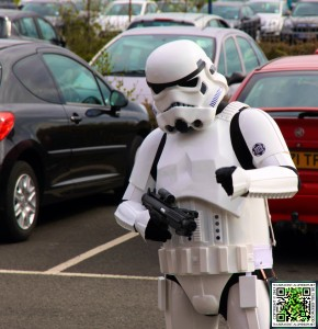 ScreenCon Stormtrooper