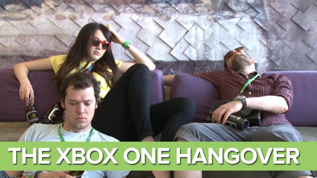 Xbox One Hangover