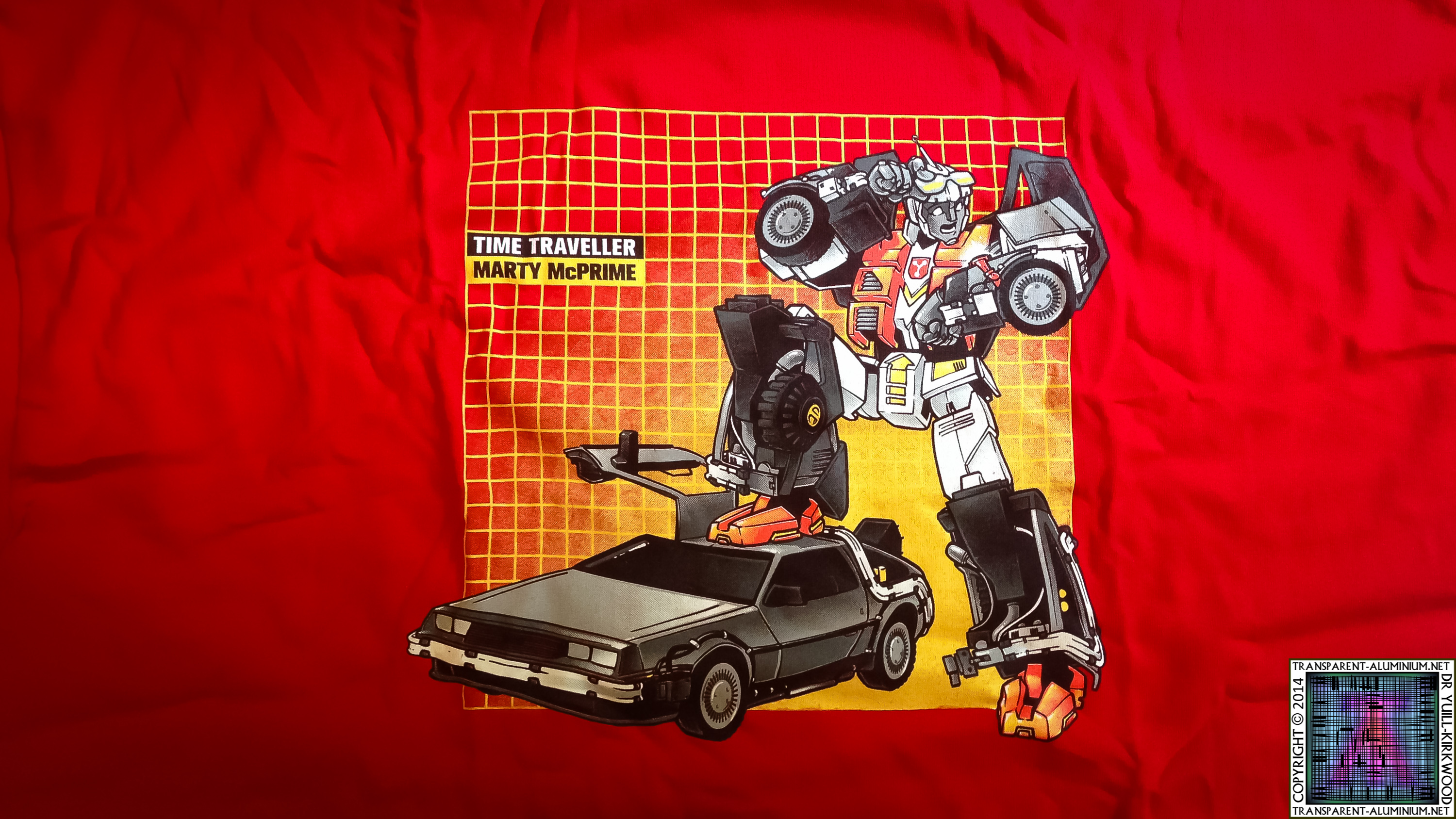 Loot Crate T-Shirt - June 2014 Transformers