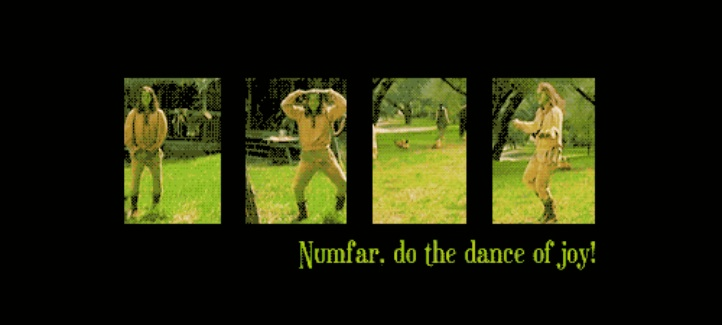 Numfar Do The Dance Of Joy