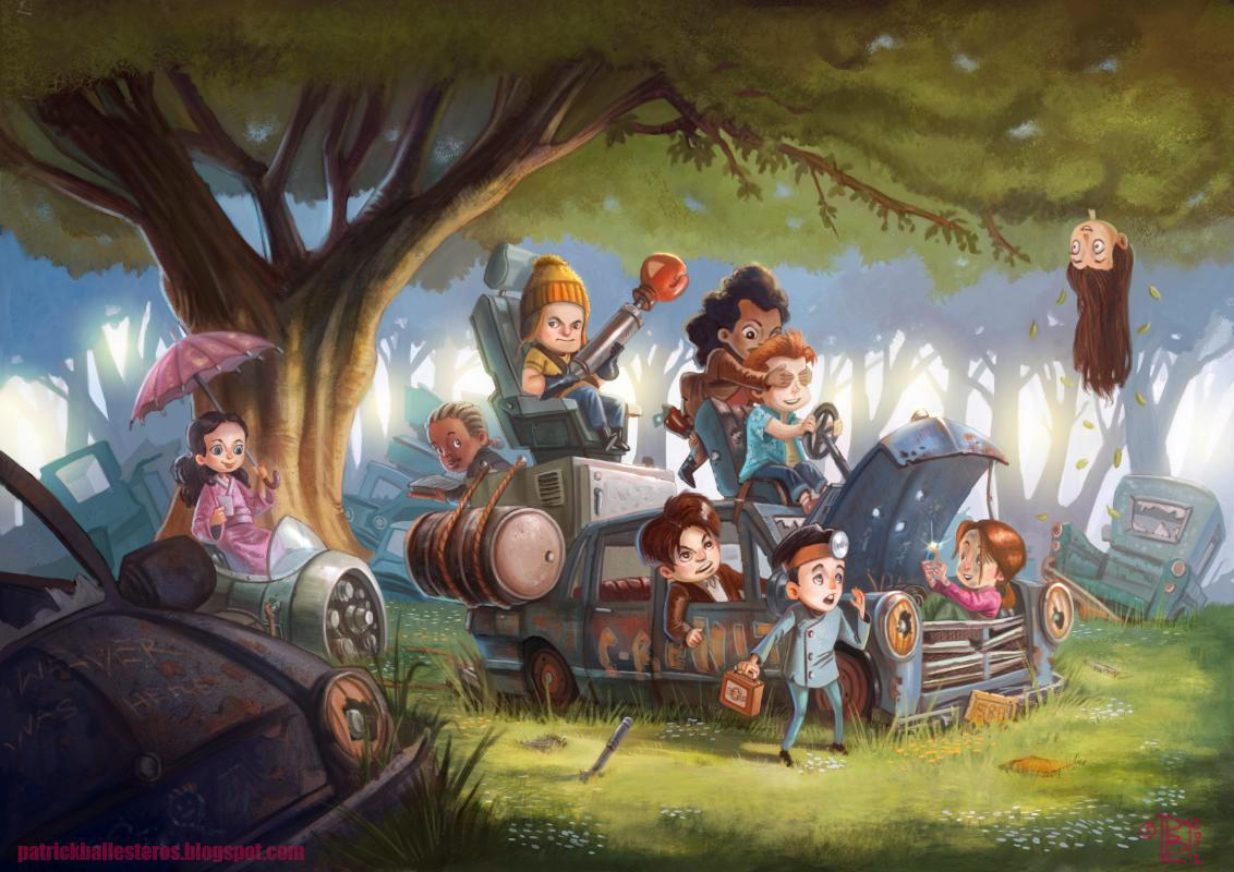 Firefly's Little Rascals