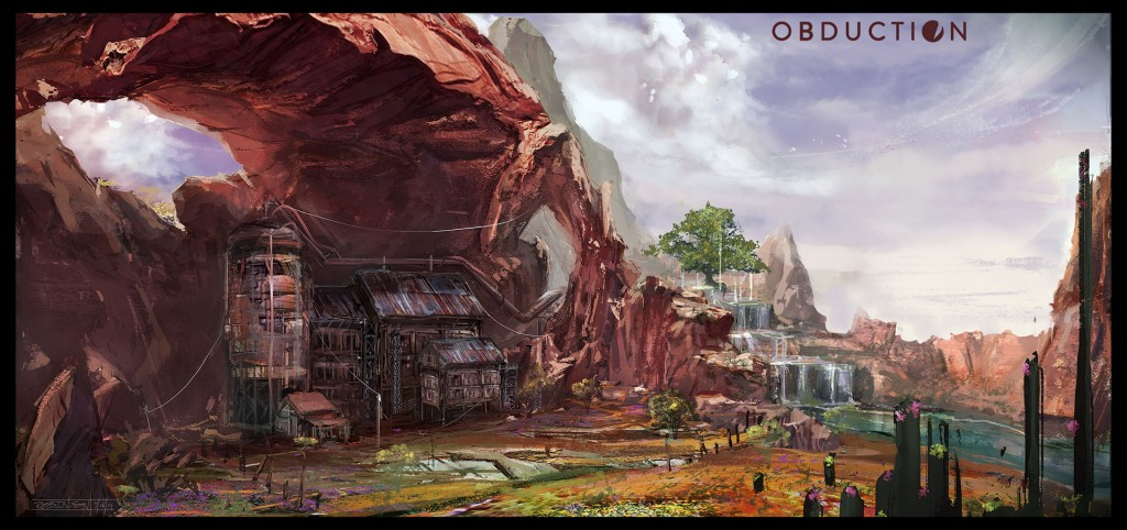 Obduction Concept 01