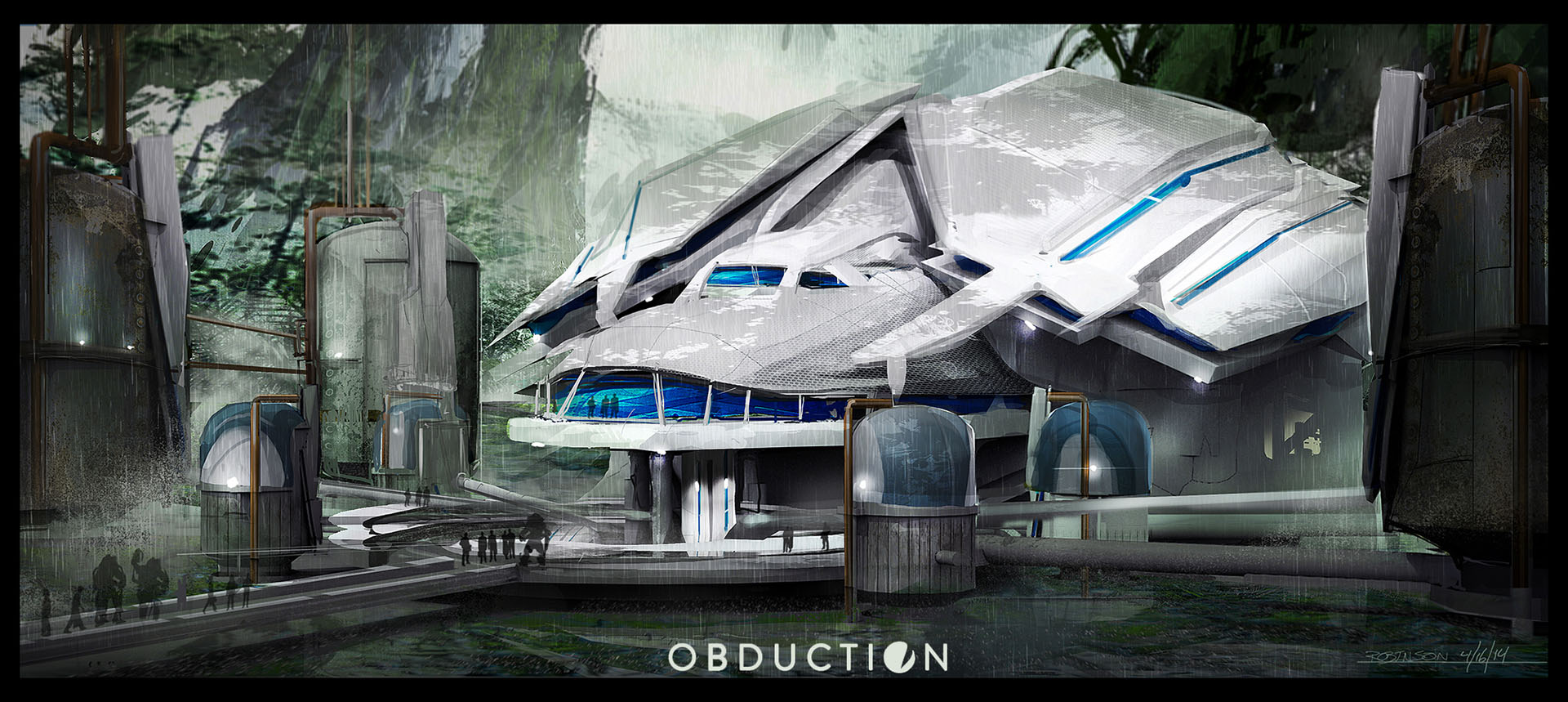 Obduction Concept 04