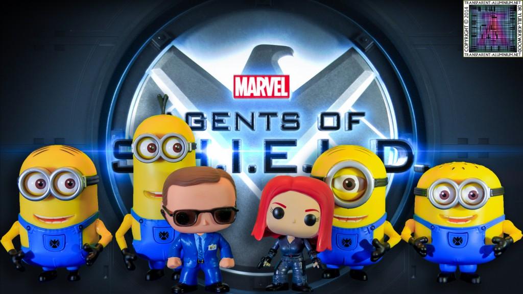 The Minions Of S.H.E.I.L.D.