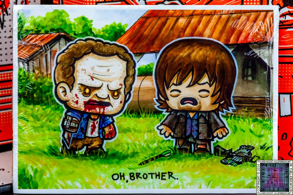 Oh Brother Daryl and Merle