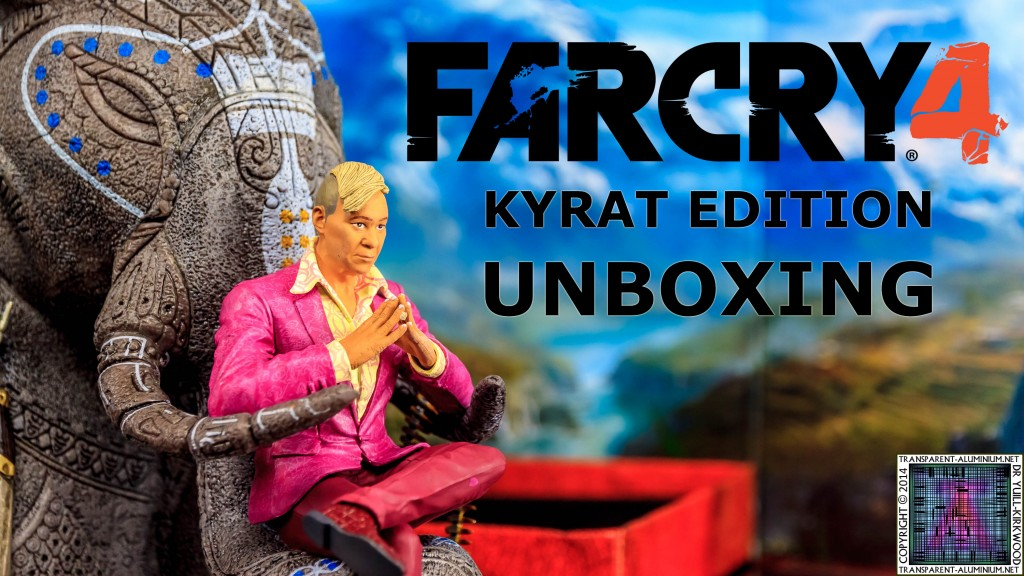 Far Cry 4 - Kyrat Edition Unboxing