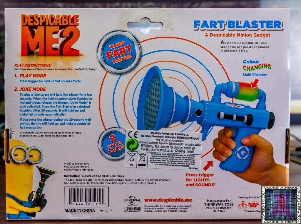 Fart Blaster Toy (2)