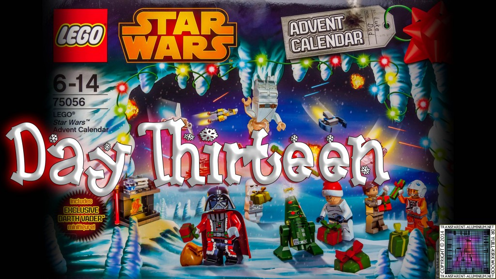 LEGO Star Wars Calendar Day (13)