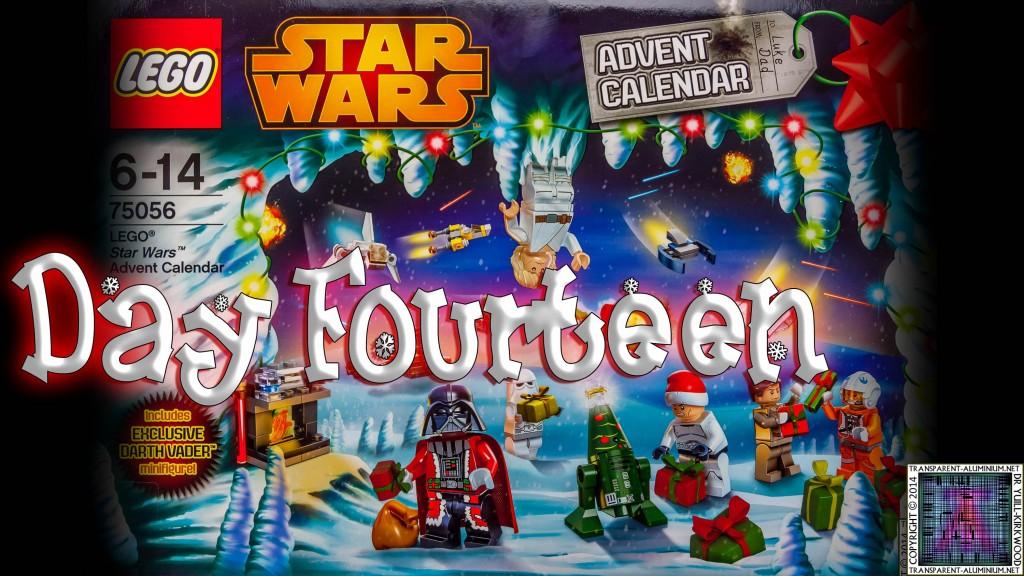 LEGO Star Wars Calendar Day (14)
