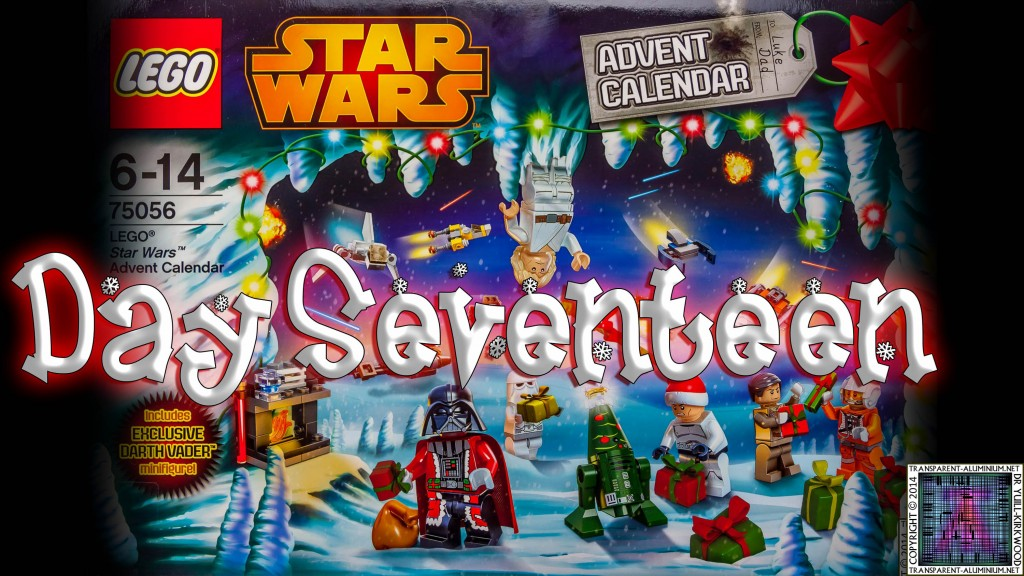 LEGO Star Wars Calendar Day (17)
