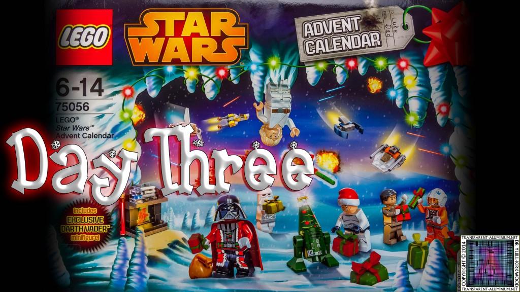 LEGO Star Wars Calendar Day (3)