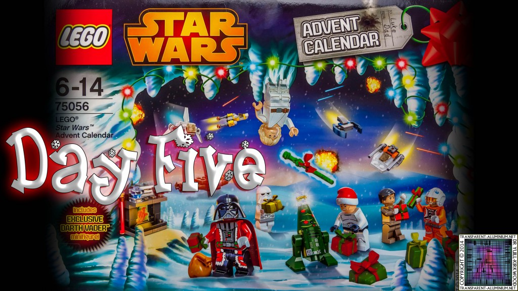 LEGO Star Wars Calendar Day (5)