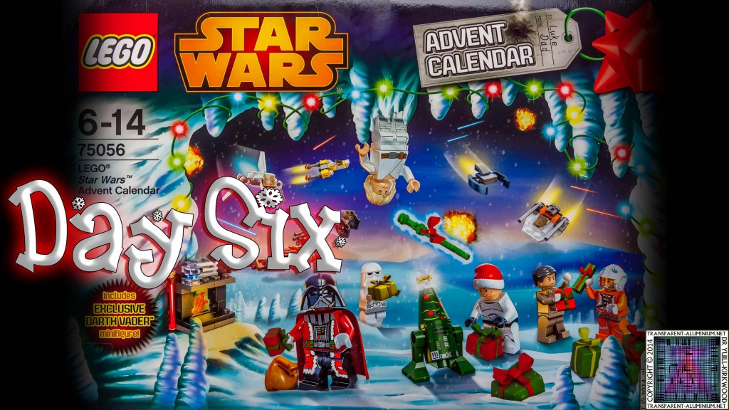 LEGO Star Wars Calendar Day (6)