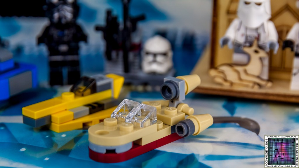 LEGO Star Wars Calendar Mini Figure Day (13)